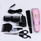 110-240V Electric Rechargeable Hair Grooming Trimmer For Animal/Pet/Dog Clipper