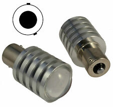 2 x Cree Q5 5W Amber LED Signal Indicator Bulbs 1156 BAU15S PY21W 581 PAIR