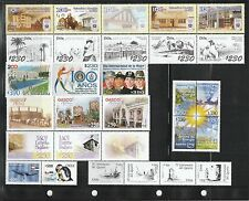 Chile 2006 complete year 33 MNH stamps 2 scans SEE!!!