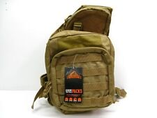 RED ROCK OUTDOOR GEAR Coyote Tan RECON Sling Pack Backpack Bag! 80139COY