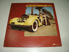 Al Wilson Show and Tell RR-3601 1973