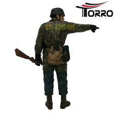 1:16 Scale Torro German Commander Friedrich Steinhauer Figure WWII RC Tank