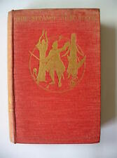 THE STRANGE STORY BOOK - Lang, Mrs.. Illus. by Ford, H.J.