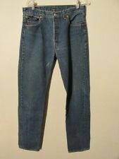 F2996 Levi's 501 USA Made Killer Fade Jeans Men's 32x36