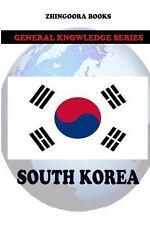 South Korea by Zhingoora Books (2012, Paperback)