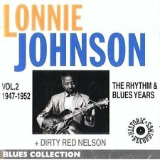CD NEUF scellé - LONNIE JOHNSON - THE RHYTHM AND BLUES YEARS VOL 2 1947/1952-C20