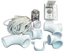 Central Vacuum Cleaner 3-Inlet Installation Kit, BI-92076