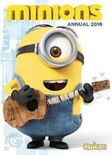 Official Minions Movie Annual: 2016 by Centum Books (Hardback, 2016)