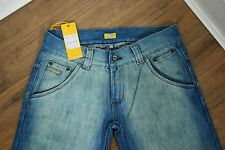 WOMENS CATERPILLAR BLUE JEANS UK SIZE 12 BRAND NEW WITH TAGS W141