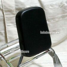 Backrest Sissy Bar Cushion Pad Yamaha Virago XV 1100 1000 750 535 400 250 125