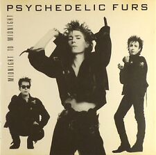 CD - Psychedelic Furs - Midnight To Midnight - #A3388