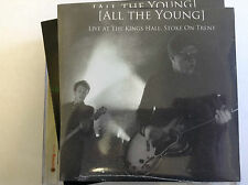 Live At The Kings Hall, Stoke On Trent All The Young SEALED SLIP CASE CD - RARE