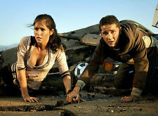 PHOTO TRANSFORMERS - MEGAN FOX & SHIA LABEOUF - 11X15 CM #7