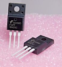 FQPF16N25C / MOSFET / TO220 / 2 PIECES (qzty)
