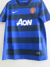 Manchester United 2011-2012 Away Football Shirt Size XL Boys /39772