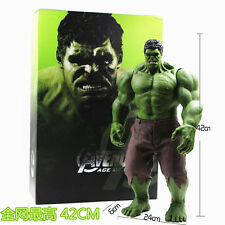 """Marvel The Avengers Age of Ultron Super Size Hulk 16"""" Action Figure New IN Box"""