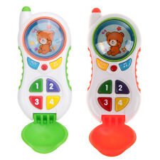 Baby Kids Learning Study Musical Sound Phone Children Educational Stop Cry Toys