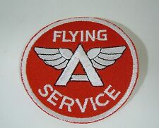 """FLYING A SERVICE Embroidered Iron On Uniform-Jacket Patch 2.75"""""""