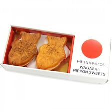 Japanese magnet TAIYAKI pair set wagashi sweets made in japan