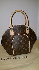 My poupette AUTH LOUIS VUITTON ELLIPSE MM MINT CONDITION