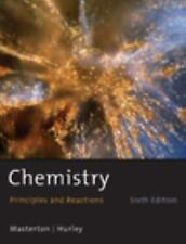 Chemistry: Principles and Reactions, Hurley, Cecile N., Masterton, William L., A
