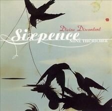 SIXPENSE NONE THE RICHER - Divine Discontent (CD, Oct-2002, Reprise)