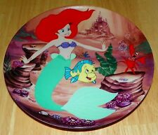 Disney Collector Plate The Little Mermaid Collection 4 of 8 Underwater Buddies