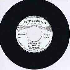 J.J. JACKSON - OO MA LIDDI / LET THE SHOW BEGIN (Hot R&B / Soul Crossover Stroll