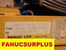 GE FANUC A06B-6058-H325 AMPLIFIER