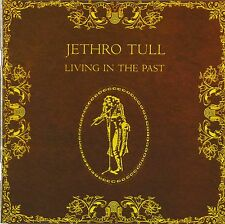 CD - Jethro Tull - Living In The Past - #A965
