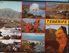 POSTAL RECUERDO DE TENERIFE . ISLAS CANARIAS . MIRA MAS EN MI TIENDA CC2103
