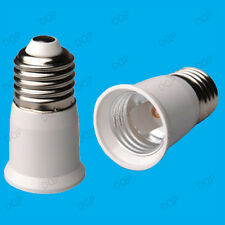 Edison Screw ES E27 To E27 Light Bulb Extender Adaptor Lamp Converter Holder