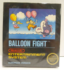 BALLOON FIGHT  - NINTENDO NES EUROPEAN SMALL BOX VERSION PAL B BOXED