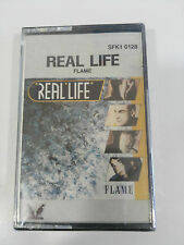 REAL LIFE FLAME CINTA TAPE CASSETTE WHEATLEY AUSTRALIA EDIT PRECINTADA SEALED