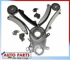 TIMING CHAIN KIT JEEP GRAND CHEROKEE LIBERTY  & COMMANDER V6 3.7L SOHC 04-UP