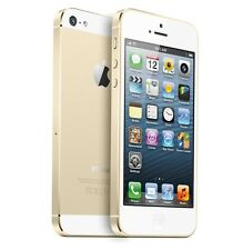 Apple iPhone 5S 16GB AT&T GSM 4G LTE Smartphone -Gold-Good