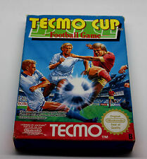 TECMO CUP football Game NINTENDO NES PAL version Española