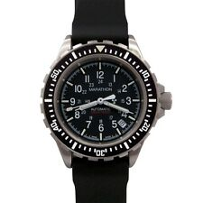 MARATHON GSAR WATCH Sterile MILITARY DIVER: NEWEST CONTRACT, 2 yr. warranty