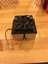 AMD Branded CPU Fan & Heat Sink - used