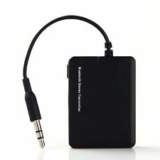 Bluetooth Stereo-Musik-Sender 3.5mm   A2DP Audio Adapter Dongle für MP3 PC TV