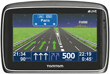 TomTom GO 750 Europa 45 L. HD-Traffic IQ 12 mesi live con alternative hâlter!