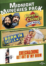 CHEECH AND CHONG'S NEXT MOVIE / BORN IN EAST LA & GET OUT OF MY ROOM DVD