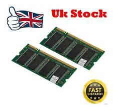 2GB 2x1GB 2GB RAM MEMORY For HP Compaq nc6000 Laptop