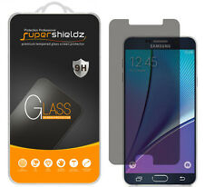 Supershieldz (Privacy) Tempered Glass Screen Protector For Samsung Galaxy Note 5