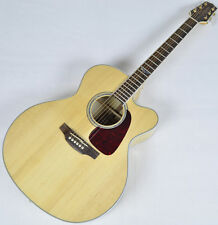 Takamine GJ72CE-NAT Cutaway Acoustic Electric Guitar in Natural! Mint! 1425