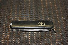 Victorinox Stainless Swiss Army Knife -7 function  BLACK #759