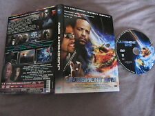 Judgment day de John Terlesky avec Mario Van Peebles et Ice T, DVD, SF/Thriller