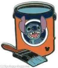 STITCH Paint Can Collection Lilo & Stitch 2012 Hidden Mickey Disney Pin 88602