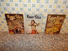 ROGER FALCO GLI ALBI DELLA FANTASIA 8-12-14 IL GRILLO 1957 ORIG.+VENDITA SINGOLI