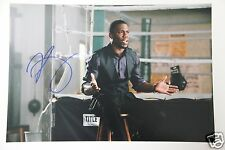 "Kevin Hart 20x30cm ""Grudge Match"" FOTO + AUTOGRAFO/autograph signed in persona"